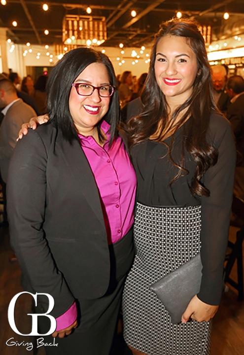 Amanda Cheyney and Lisi Manriquez