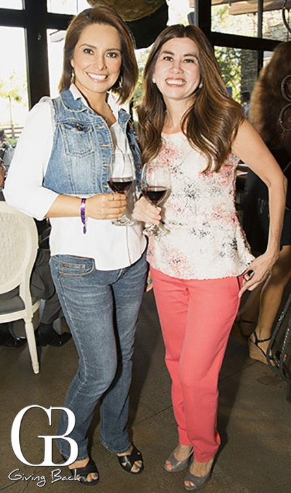 Amanda Navarrete y Zulema Moreno
