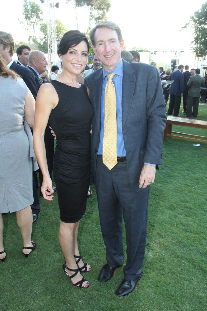 Amy Isackson and Darin Boles.JPG