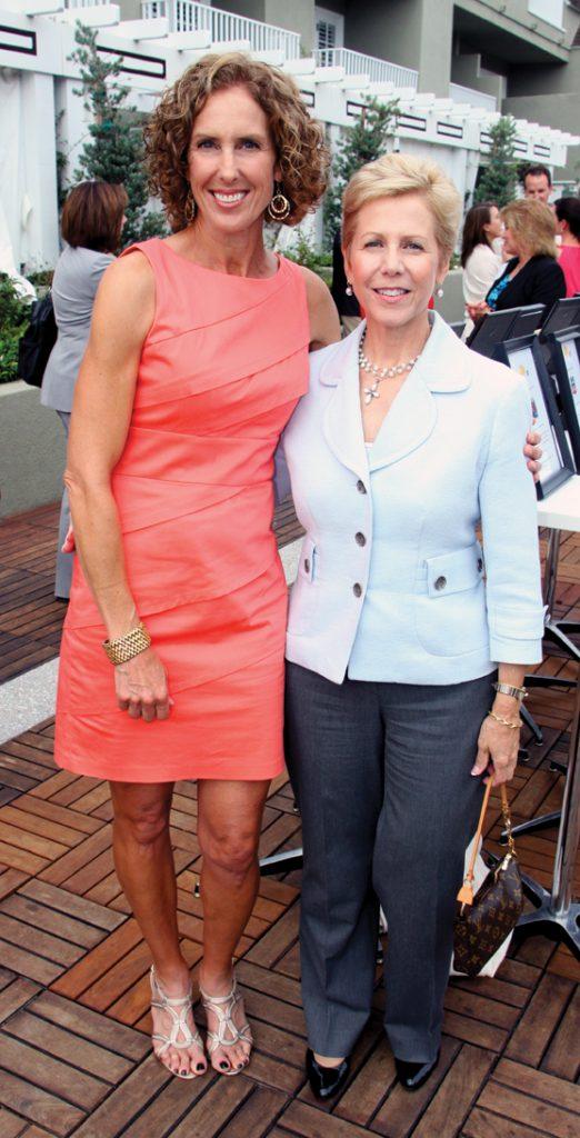 Amy Lindsay and Linda Miller.JPG
