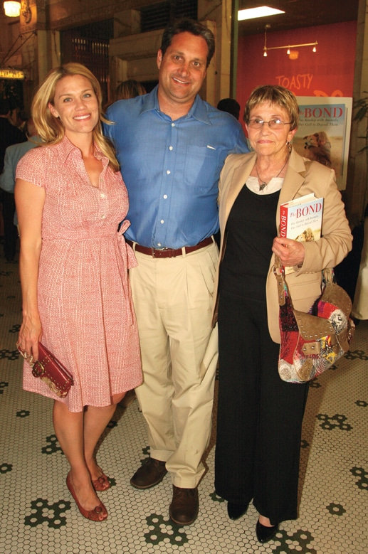 Amy and Jim Silveira with Dawn Danielson.JPG
