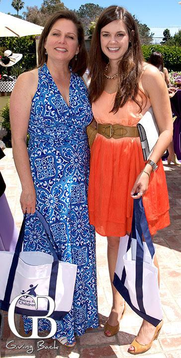 Amy Boyd and Edie Feffer