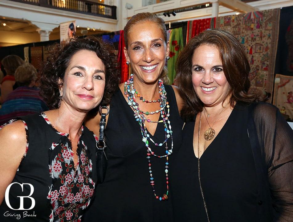 Amy Corton  Secia Visotcky and Elizabeth Kaplan