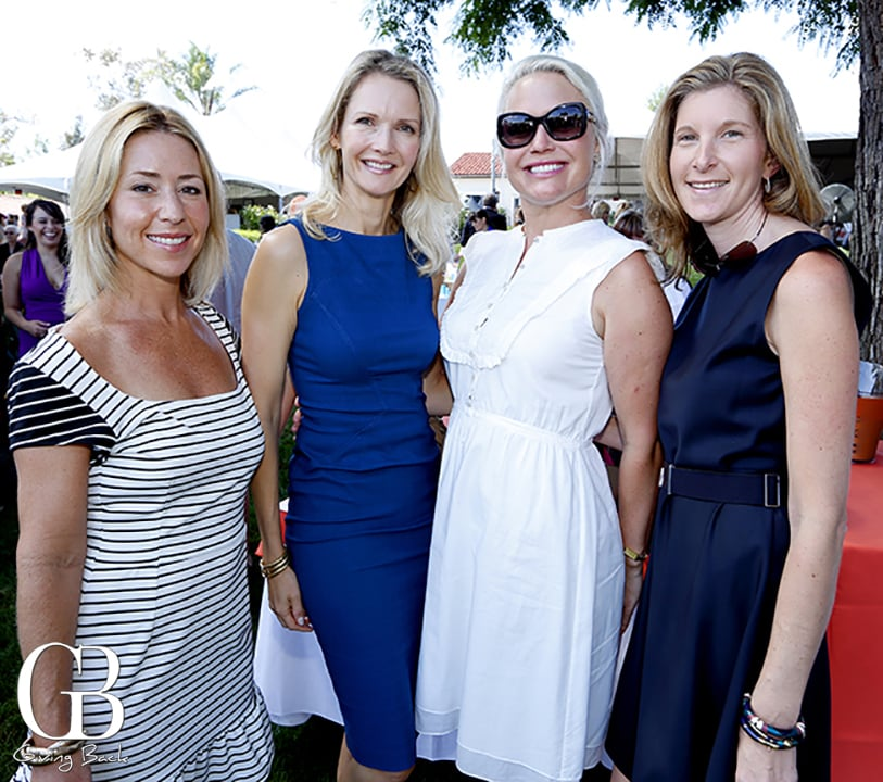 Amy Mischler  Patricia Mogul  Jessica Cooreman and Elese Denis