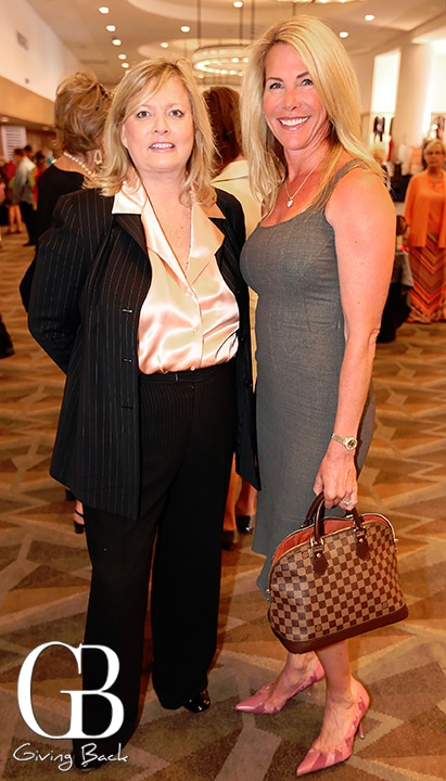 Amy Van Buskirk and Allison Bendt