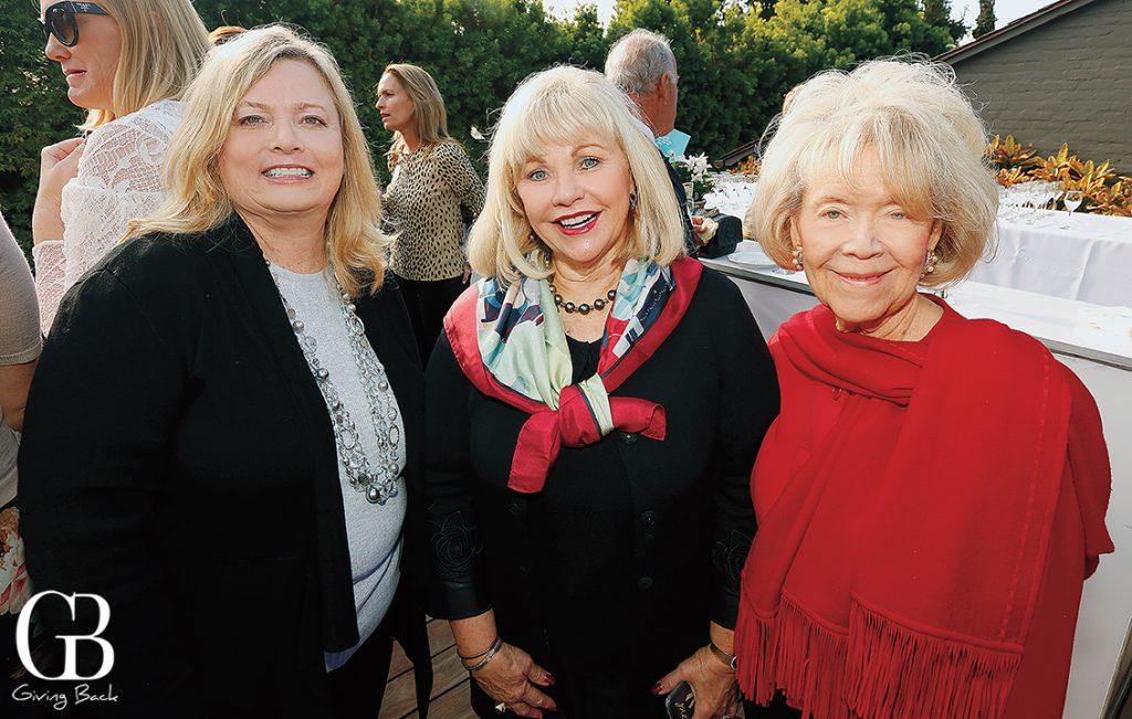 Amy Van Buskrik  Jeanne Larson and Jacqueline Powell