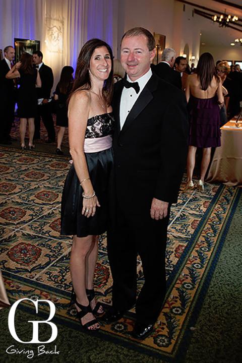 Amy and Dan Hughes