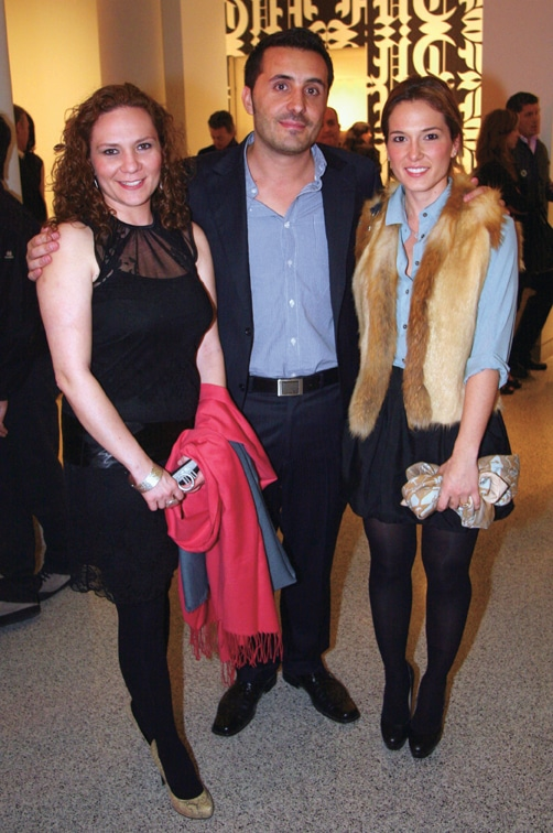 Ana Belen Lezana, Alberto Torres and Natalia Lopez.JPG