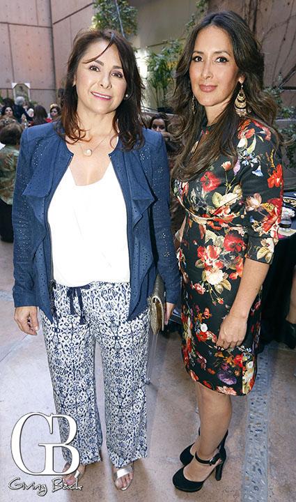 Ana Fernanda Gallego y Laura Ruiz
