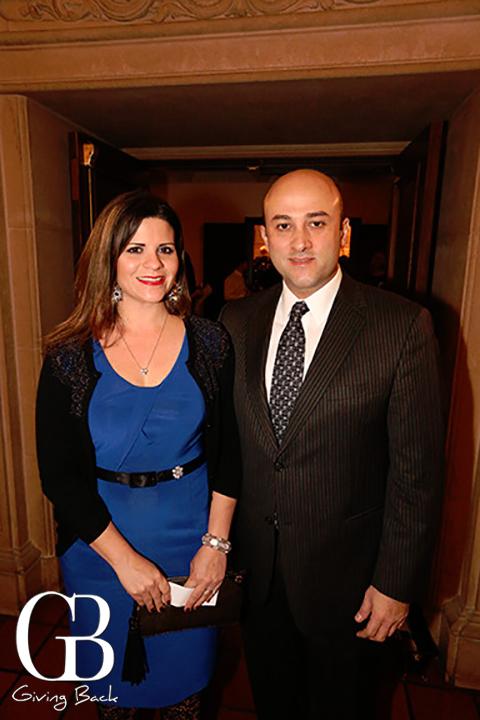 Ana Isabel y Miguel Angel Encinas