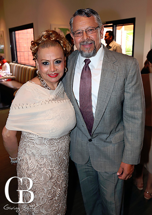 Ana and Francisco Villagrana