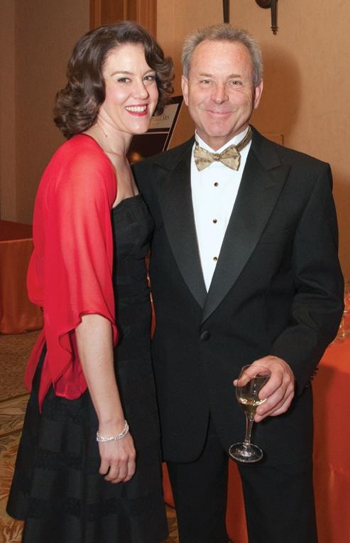 Andrea Davidson and Greg Feld