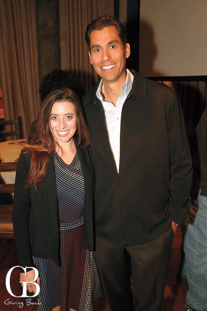 Andrea De Lucia and Justin Sollenne