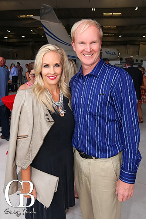 Andrea Lee and Scott Hacker
