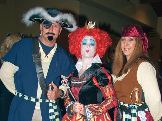 Andrew Stringer, Yvette Gray and Yvonne Stringer