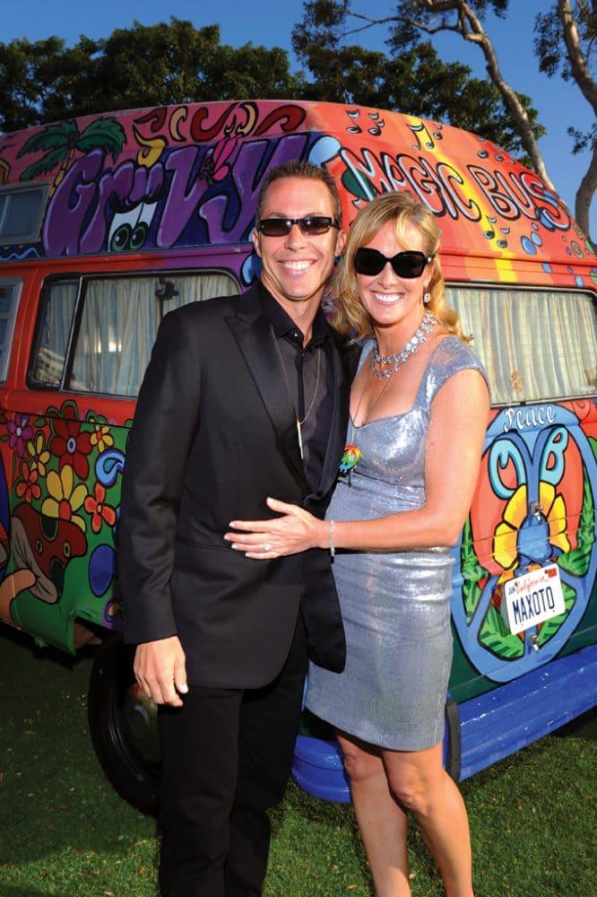 Andrew and Catherine Clark.JPG