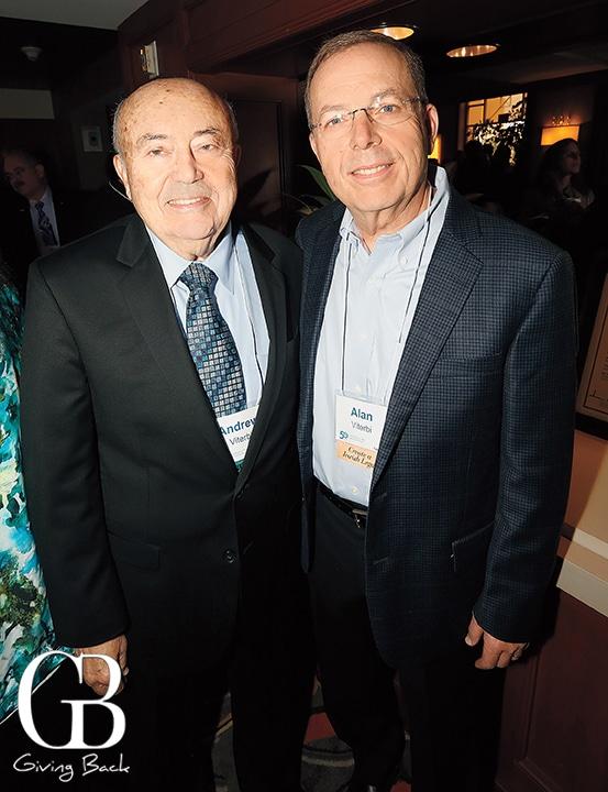 Andrew and Alan Viterbi