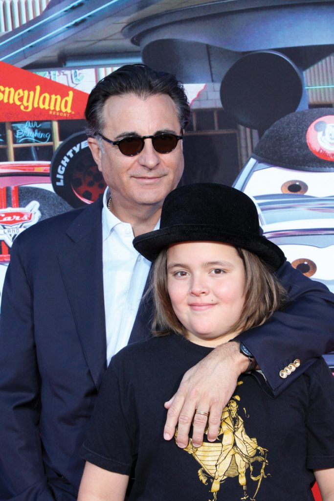 Andy Garcia and son Andres.JPG