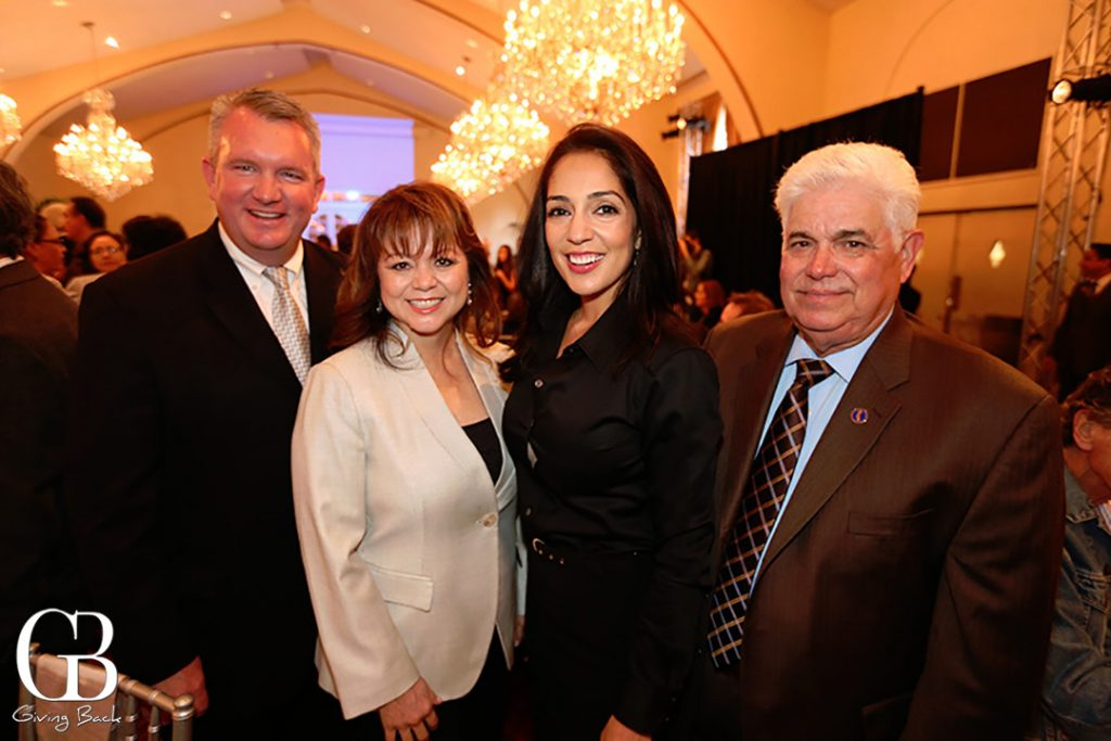 Andy Carey  Lidia S. Martinez  Michelle Valles and Jorge Haynes