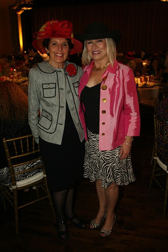 Angie Decaro and Lyn McDaniel.JPG