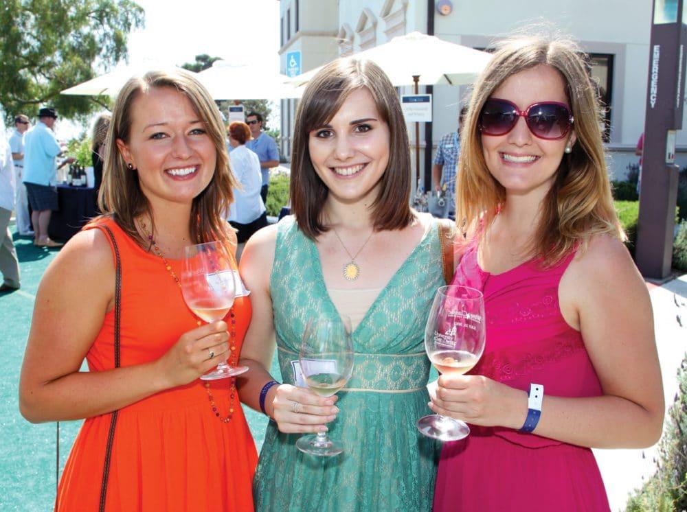 Angie Garbo, Kate Partynski and Brenna Espelien.JPG