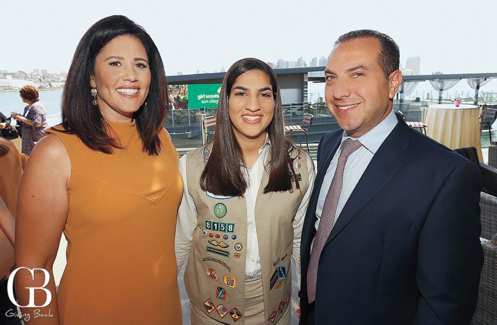 Angie Lasagna  Amira Walia and Ronson Shamoun