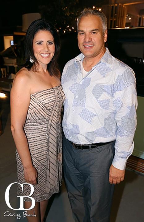 Angie Lasagna and Richard Farler