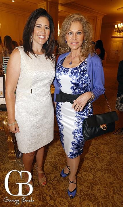 Angie Lasagna and Roxana de Lyle