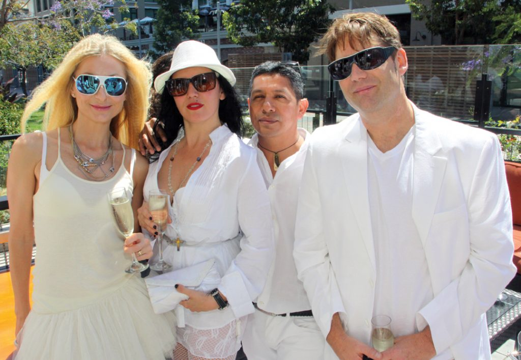 Ania Folkerth, Anjela Piccard, Jorge Pina and Geoffrey Folkerth.JPG