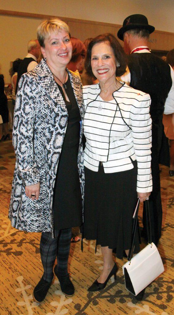 Anita Dawson and Sheila Lipinsky.JPG