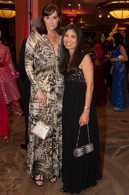 Anita Norton and Lori Walton