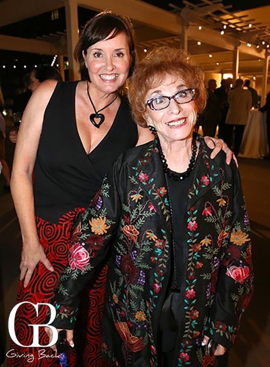 Anita Norton and Teresa Fischlowitz