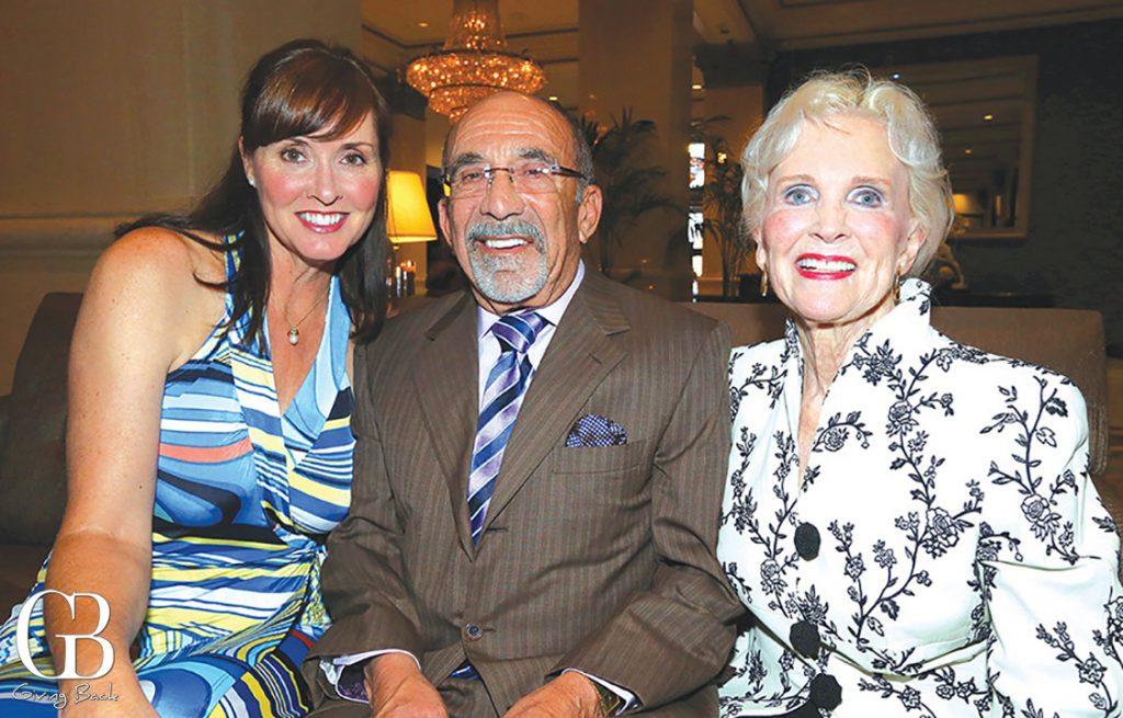 Anita Norton with Jay and Lael Kovtun