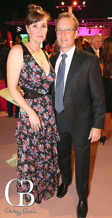 Anita and Tony Norton