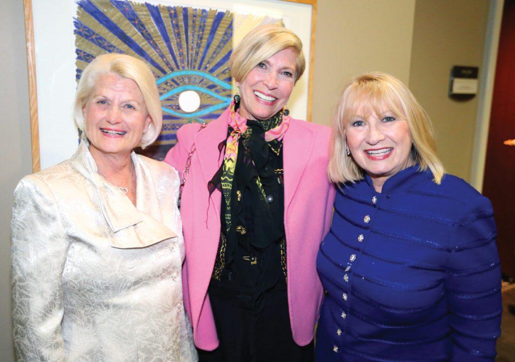 Ann Beard, Judith Van Brocklin and Suzanne Swift.JPG
