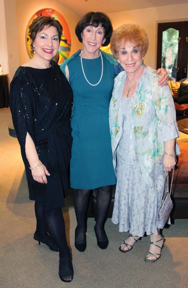 Ann Campbell, Carol Lazier and Teresa Fischlowitz.JPG