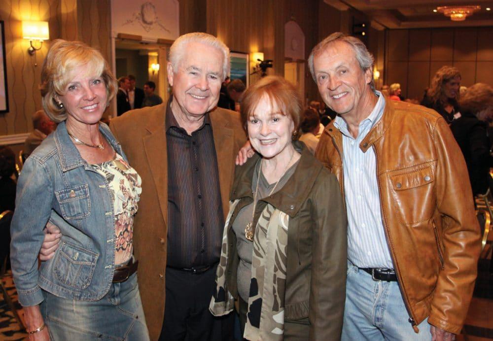 Ann Dynes, Ken and Dixie Unruh and Bob Dynes.JPG