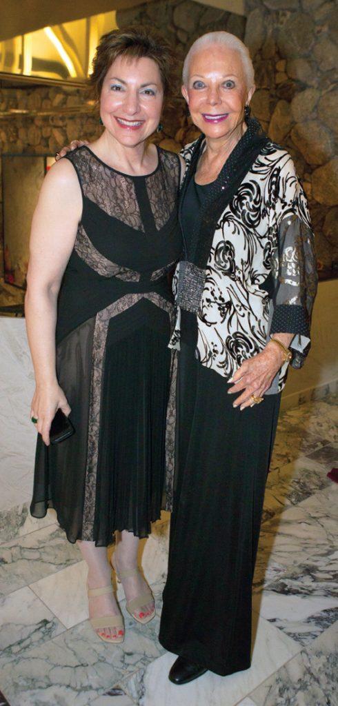 Ann Spira Campbell and Jeanne Jones