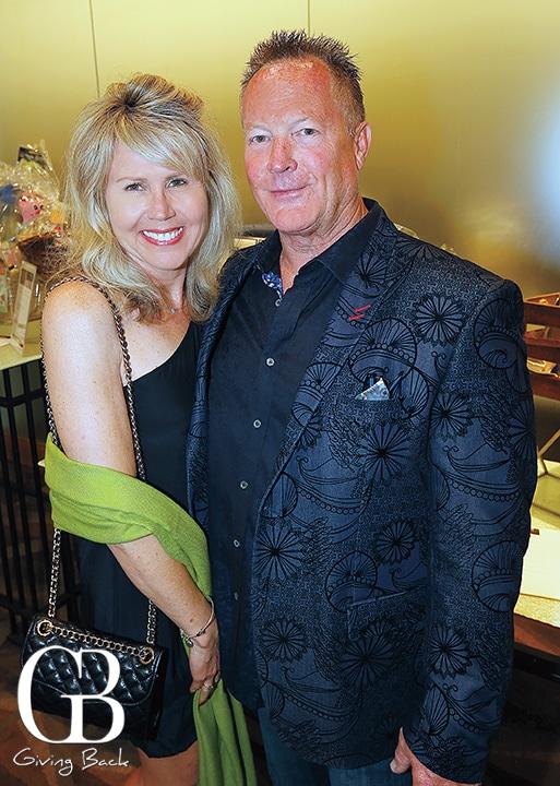 Ann Abbuhl and Mark Ingraham