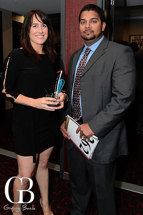 Ann Blansett and Jason Godinho