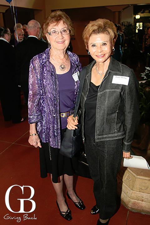 Ann Drinkwalter and Diana Heidig