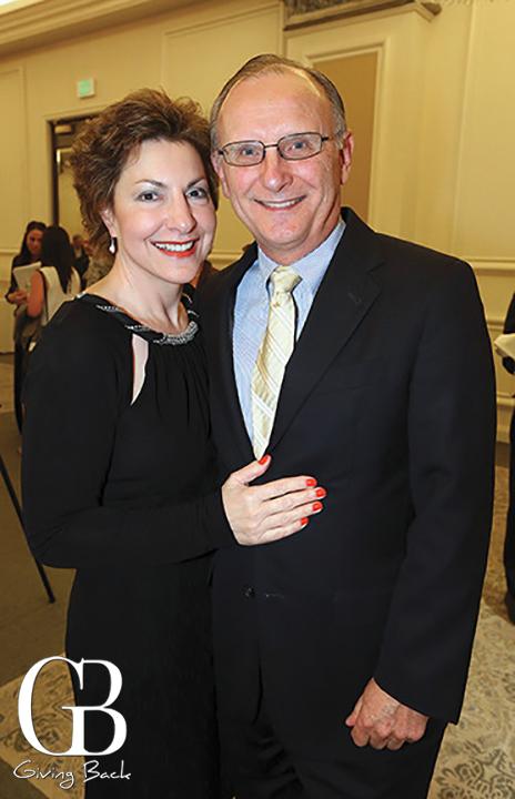 Ann Spira Campbell and Michael Kosty