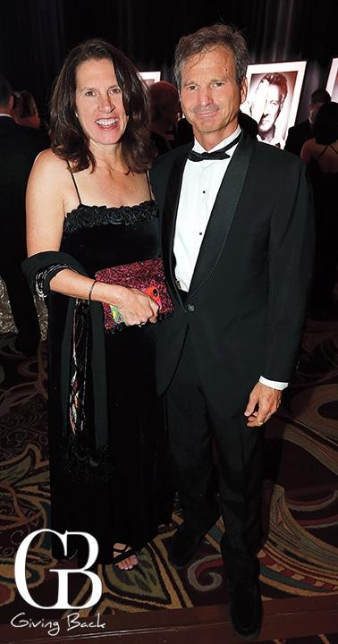 Ann Wycoff and Jon Ross