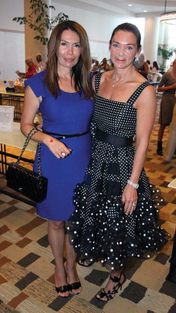 Anna Arata and Denise Phillips.JPG