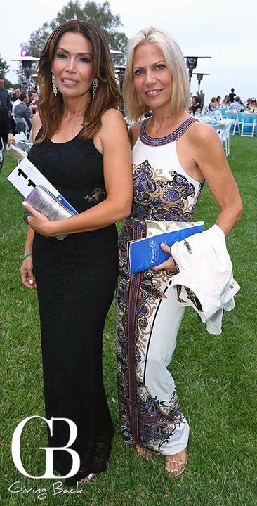 Anna Arata and Michelle Yurcek