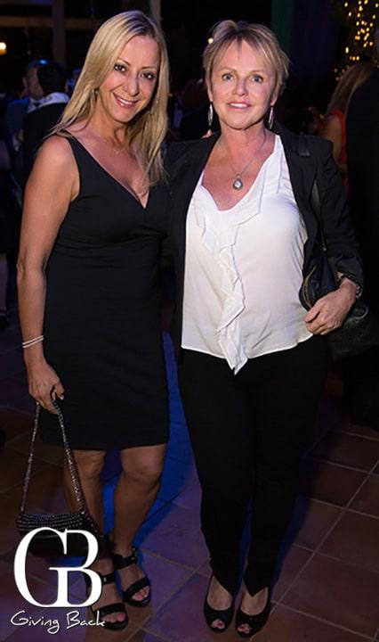 Anna Marie Barnard and Tami Fuller