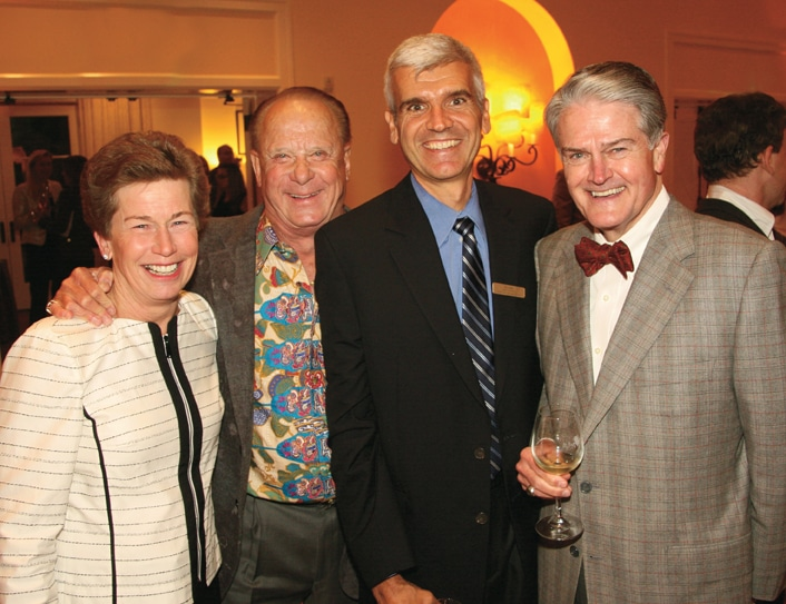 Anne Dick, Ron Brady, Ed Earl and Chuck Dick.JPG