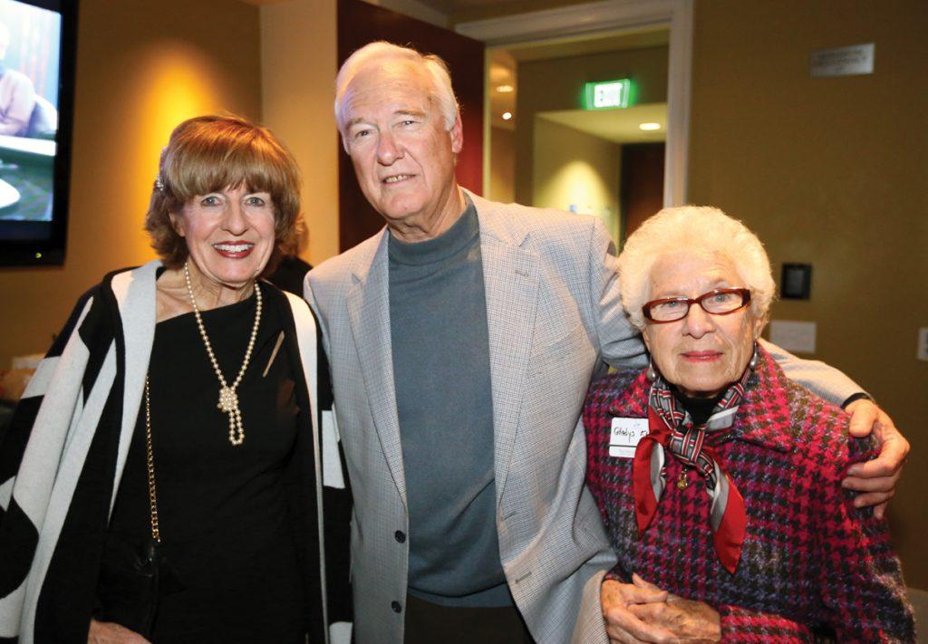 Anne Vafis, Jonathan Tibbitts and Gladys King.JPG