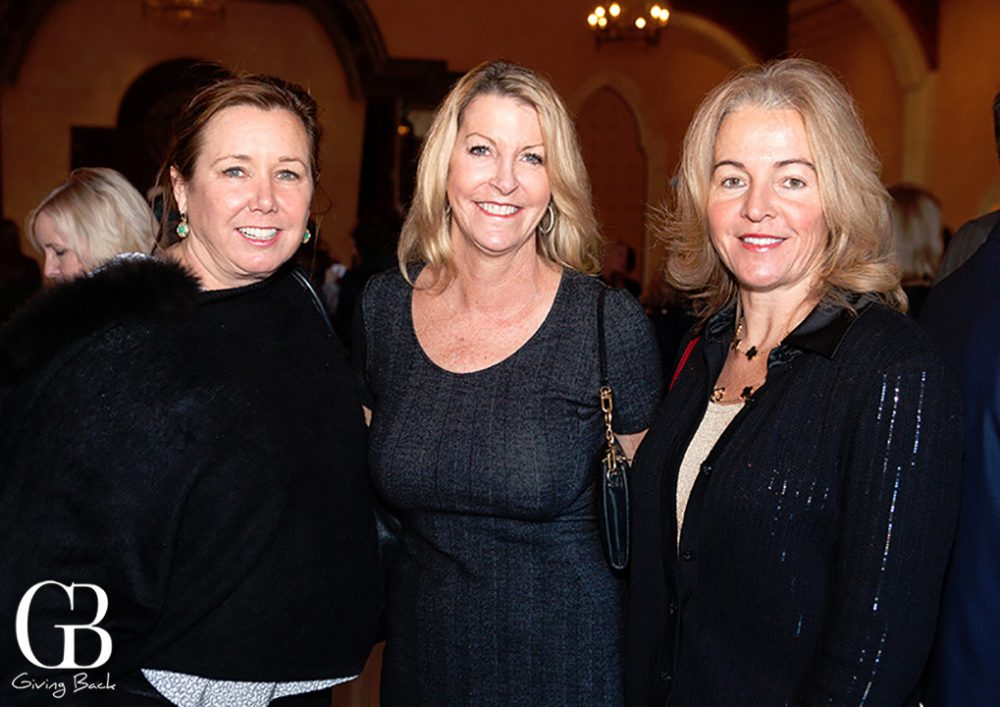 Anne Sneed  Cathy Polk and Candise Holmlund