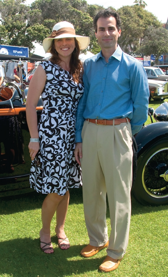 Annetta and Robert Calisi